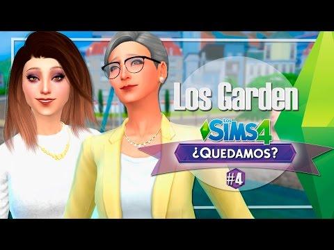 CONSTRUYENDO UN LUGAR SECRETO! | Los Sims 4 ¡Los Garden! | Parte 4