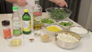 Vegan Quiche With Kale And Corn (low Salt!)