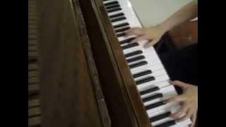 飄洋過海來看你  (丁噹  翻唱版)   Piano Cover: Vera Lee