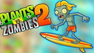 ZOMBIE SURFERZY ATAKUJĄ !!! | PLANTS VS ZOMBIES 2 #78 #admiros
