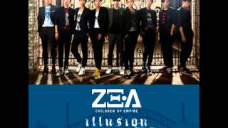 [Full Audio/MP3 DL] ZE:A- Ghost Of The Wind HD