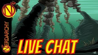 We'll be Chatting D&D, RPGs, and Young Justice- Nerdarchy Live Chat #304
