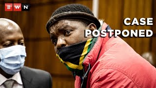 One of the alleged instigators of last week's violence and looting in Gauteng and KwaZulu-Natal, Ngizwe Mchunu, has been denied bail in the Randburg Magistrates Court. Mchunu, a former radio host, appeared briefly in court on 21 July 2021, two days after he handed himself over to police in Durban.  #FreeZuma #ShutdownSA #NgizweMchunu