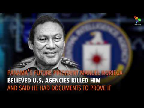 Was Panama's President Killed by the CIA?