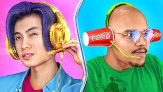 Zengin Gamer vs Fakir Gamer