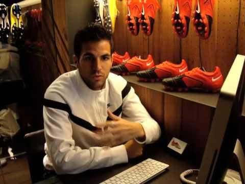 Cesc Fabregas Nike Chat Question 2