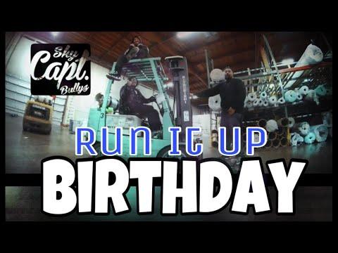 SCB x Run It Up (Birthday) prod. by Paupa