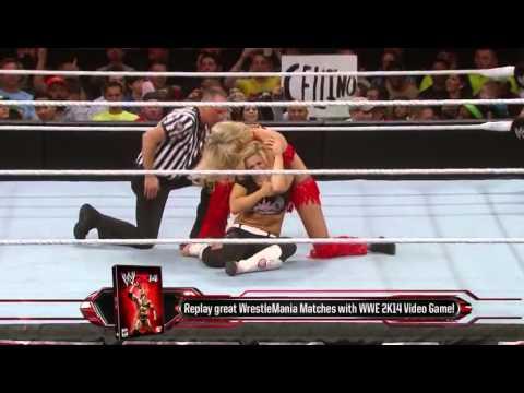 Summer rae vs Natalya Raw 31/3/14
