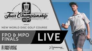2018 Disc Golf Pro Tour Championship - FPO Finals