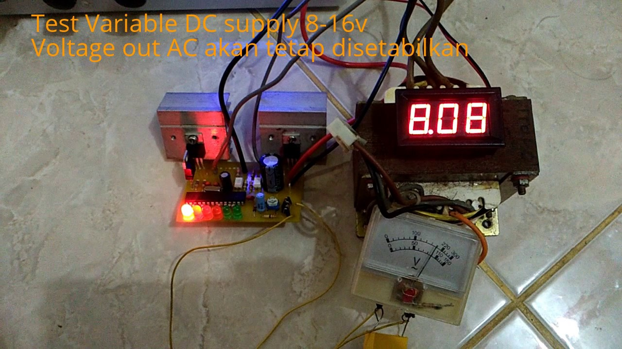 Diy Kit Pure Sinewave Inverter With Feedback To Regulate The Ac Sine Wave Circuits Output V1