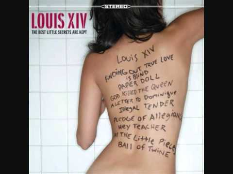 Louis XIV - Illegal Tender