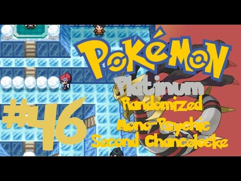 Pokemon Platinum Second Chancelocke Episode 46: Well, I'm A Real Tough Trainer