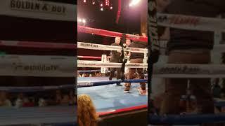 Recky Dulay KO Victory - Goldenboy Promotion