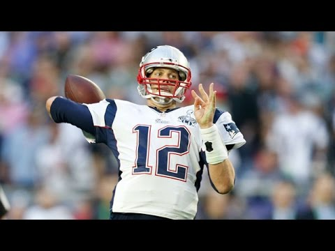 Brady to LaFell for the first TD of Super Bowl XLIX