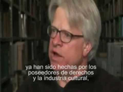 INTERVIEW WITH RICK PRELINGER for Steal This Film (Spanish subtitles)