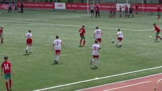 Спартак 2 2005 - Локомотив 2(1-й состав 2-й тайм)