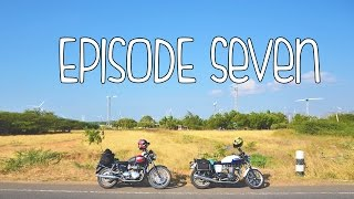 SURPRISES!!! | Episode 7 | Yercaud - Bangalore - Hampi | Motoreels