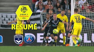 Girondins de Bordeaux - Paris Saint-Germain ( 0-1 ) - Résumé - (GdB - PARIS) / 2017-18