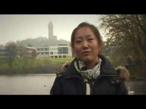 Yang Ye: Stirling University