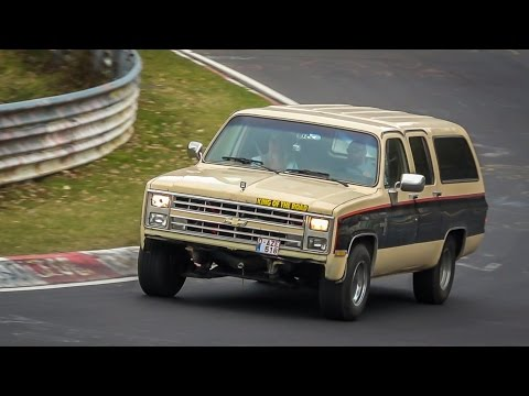 "Strangest ""Things"" at the Nürburgring VOL #3 - You Can Take Just About Anything to the Nordschleife!"
