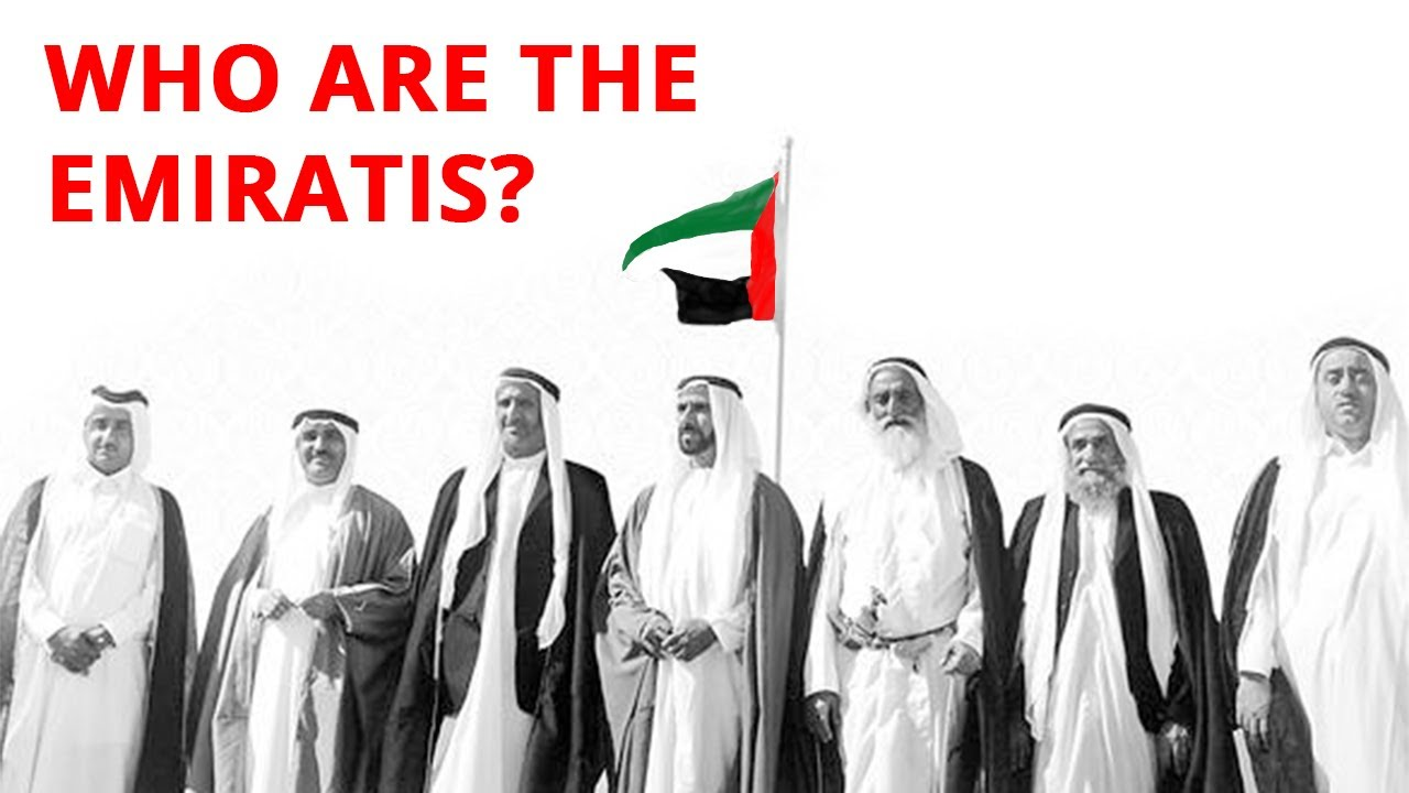 Download Who are the Emiratis?