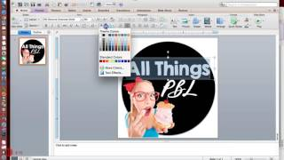 Creating Your Logo in PowerPoint