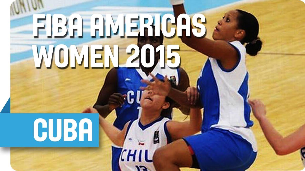Cuba Tournament Highlights - 2015 FIBA Americas Women's Championship