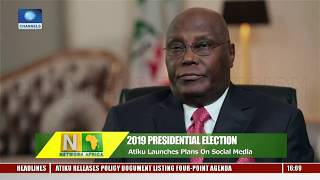 I'm Not Making Promises But Policies - Atiku |Network Africa|