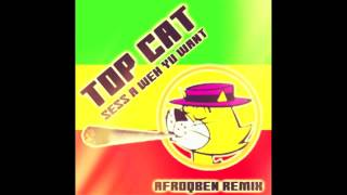 Top Cat - Sess A Weh Yu Want (AfroQBen Remix)