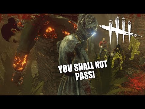 YOU SHALL NOT PASS! | Dead By Daylight LEGACY SURVIVOR