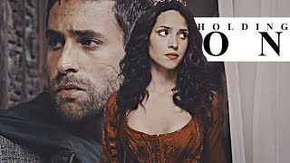 dorothy x lucas    can't you see I'm holding on? (+1x06)
