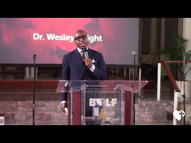 Dr. Charles Wesley Knight - Keep Listening