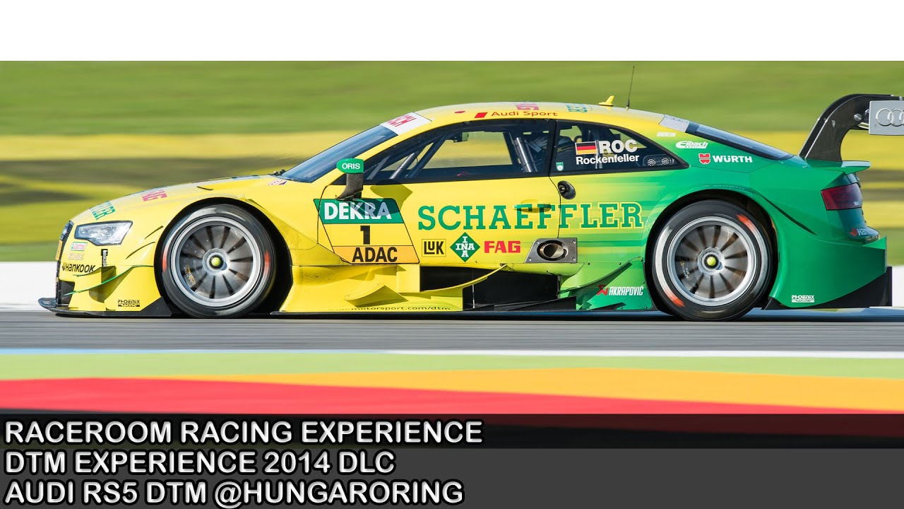 my first race in dtm experience 2014 audi rs5 dtm hungaroring youtube. Black Bedroom Furniture Sets. Home Design Ideas