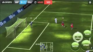 FIFA 15 MOBILE: ZERO FITNESS FIFA!