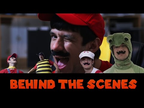 BEHIND THE SCENES: MARIO POWER-UPS LOGIC