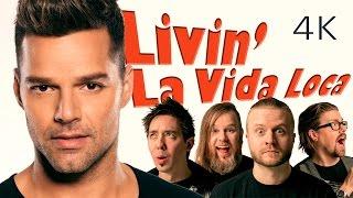 LIVIN' LA VIDA LOCA - The Unplugged Band (Ricky Martin acoustic cover) Buy it on iTunes!