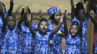 Oh, Uganda - Mwamba Rock Choir (2007)