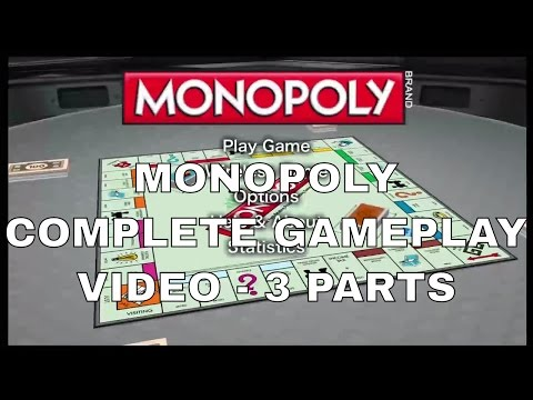 Monopoly iPhone complete gameplay video part 3 of 3 thumbnail