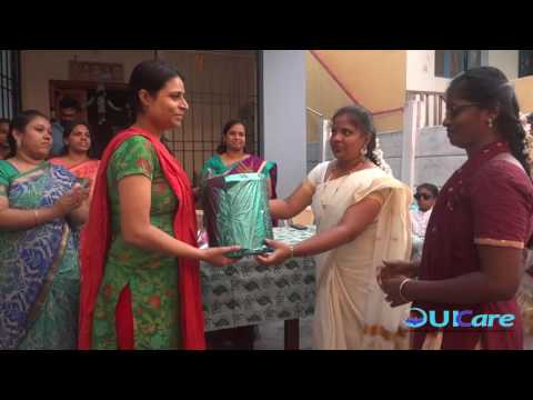 Ouicare Kolam Competition Video