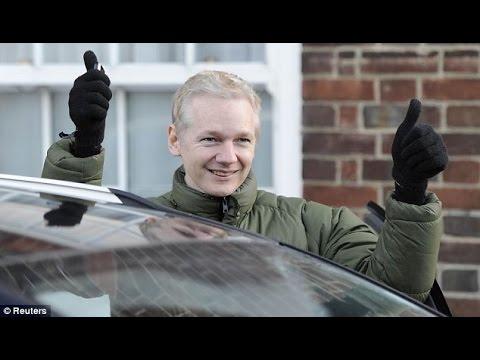 BREAKING NEWS: Sweden Drops Investigation Into Julian Assange