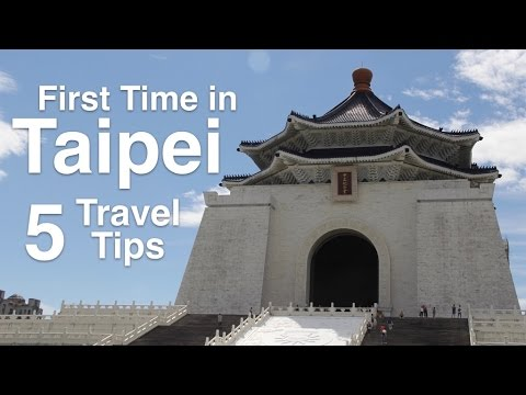 First Time in Taipei: 5 Travel Tips