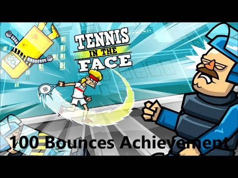 Tennis in the Face (Xbox One) 100 Bounces Achievement Guide