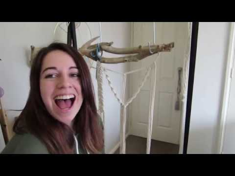 BEHIND THE SCENES! | Design Yourself Beautiful | Macrame Wal
