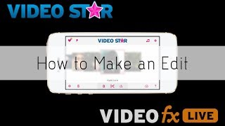 How to Make an Edit