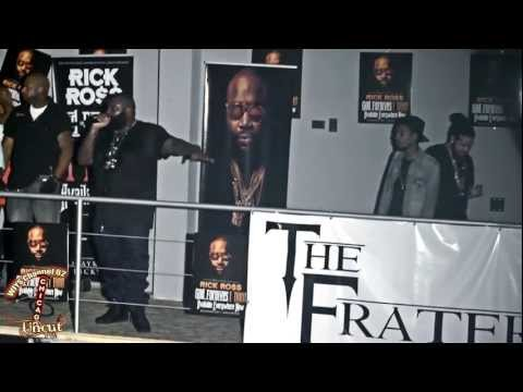 Rick Ross - Bag of Money - Live in Chicago