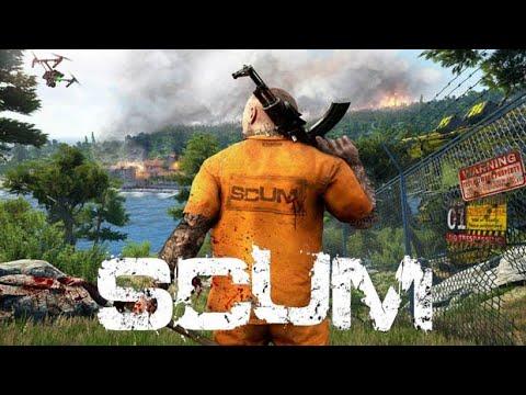 SCUM - Developer Gameplay Demo (2018)