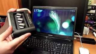Підключаємо і налаштовуємо звукову карту M-Audio Fast Track