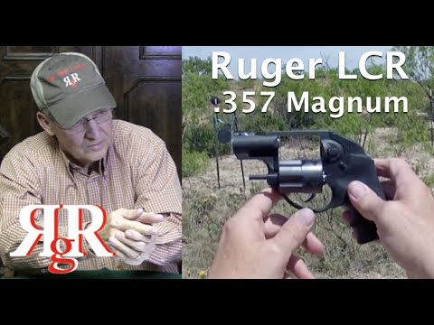 Ruger LCR 357 Magnum Review - (with S&W Model 642 / Model 60)