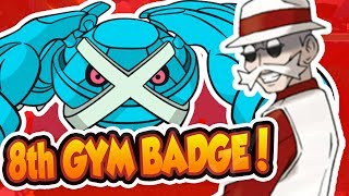 FINALLY GOT THE 8th GYM BADGE!! (Roblox) Project Pokemon