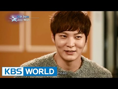 Guerilla Date with Joo Won Entertainment Weekly  2015.10.30